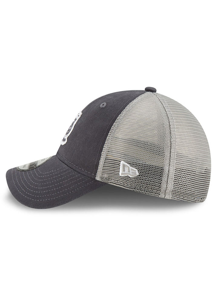New Era St Louis Cardinals Team Truckered 9FORTY Adjustable Hat - Grey - Image 4