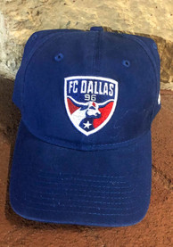 New Era FC Dallas Performance 9TWENTY Adjustable Hat - Blue