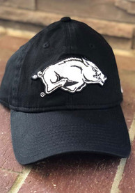 Arkansas Razorbacks New Era 9TWENTY Adjustable Hat - Black