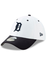 cheap for discount 135bc 825de New Era Detroit Tigers Navy Blue Spring Training BP 2019 39THIRTY Flex Hat