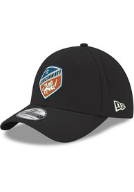New Era FC Cincinnati Black 39THIRTY Flex Hat