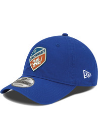New Era FC Cincinnati 9TWENTY Adjustable Hat - Blue