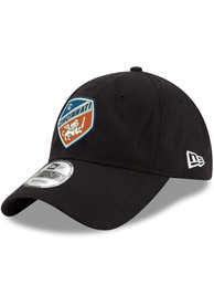 New Era FC Cincinnati 9TWENTY Adjustable Hat - Black