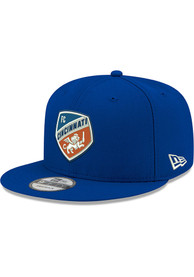 New Era FC Cincinnati Blue 9FIFTY Snapback Hat