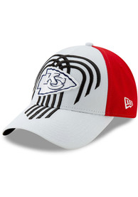 New Era Kansas City Chiefs 2019 Spotlight 9FORTY Adjustable Hat - Navy Blue