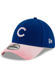 New Era Chicago Cubs Pink 2019 Mothers Day 39THIRTY Flex Hat