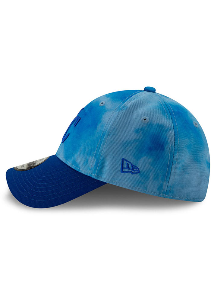 New Era Kansas City Royals 2019 Father's Day 9FORTY Adjustable Hat - Blue - Image 4