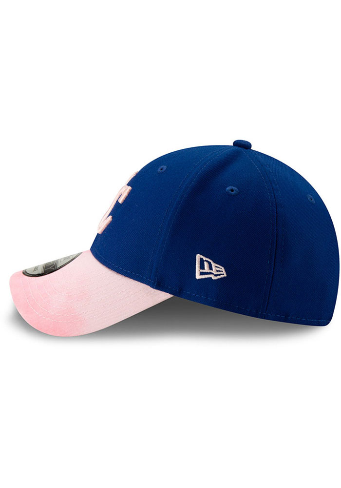 New Era Kansas City Royals 2019 Mothers Day 9FORTY Adjustable Hat - Pink - Image 4