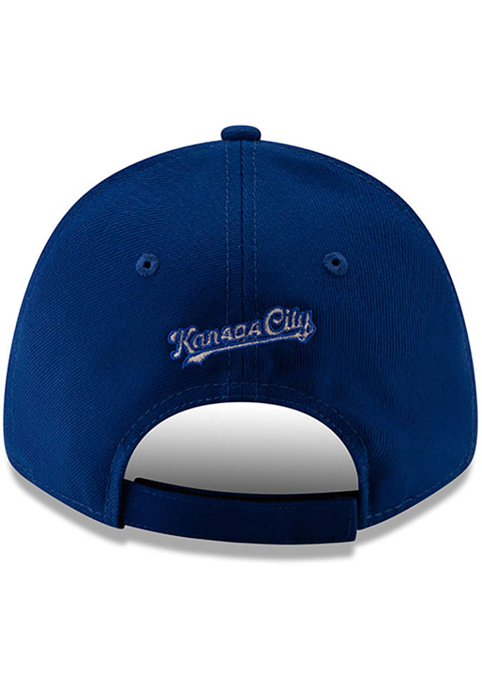 New Era Kansas City Royals 2019 Mothers Day 9FORTY Adjustable Hat - Pink - Image 5