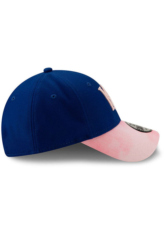 New Era Kansas City Royals 2019 Mothers Day 9FORTY Adjustable Hat - Pink - Image 6