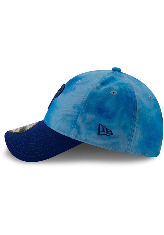 New Era Philadelphia Phillies 2019 Father's Day 9FORTY Adjustable Hat - Blue - Image 4