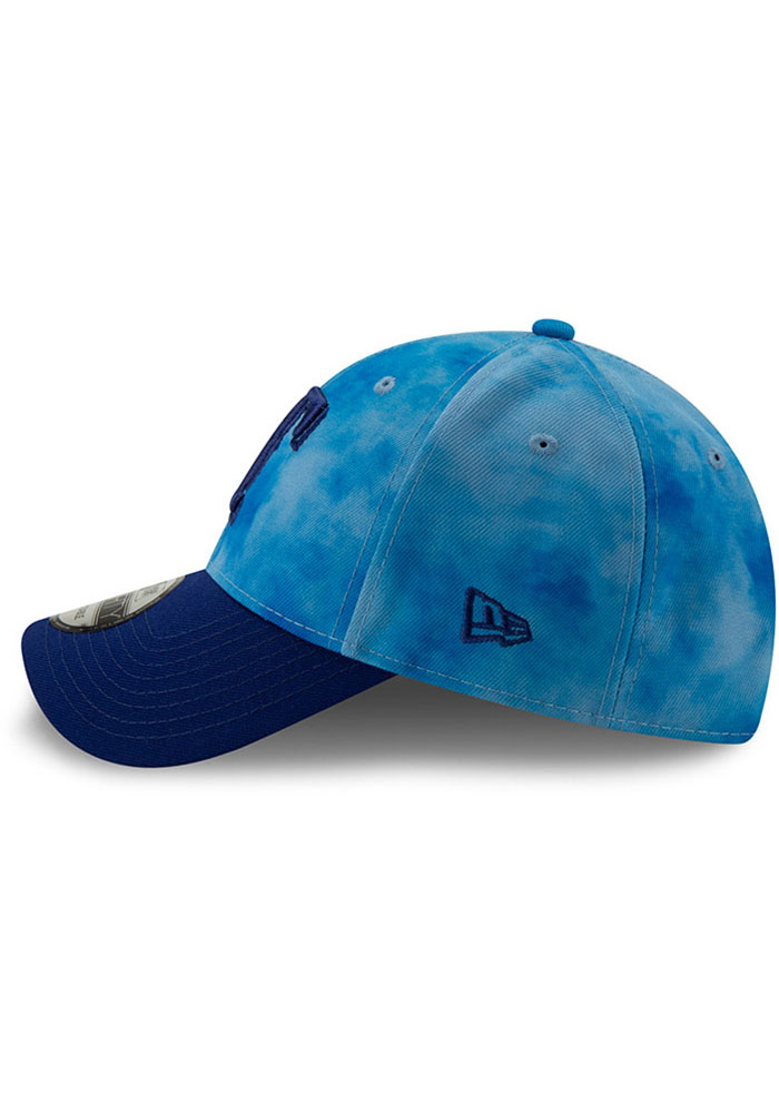 New Era Texas Rangers 2019 Fathers Day 9FORTY Adjustable Hat - Blue - Image 4