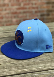Danny Duffy New Era Kansas City Royals Light Blue Player Designed 59FIFTY Fitted Hat
