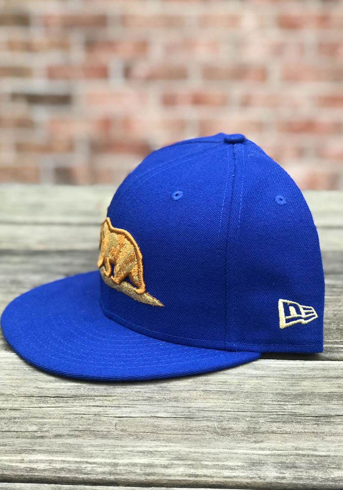 Danny Duffy New Era Kansas City Royals Mens Light Blue Player Designed 59FIFTY Fitted Hat - Image 4