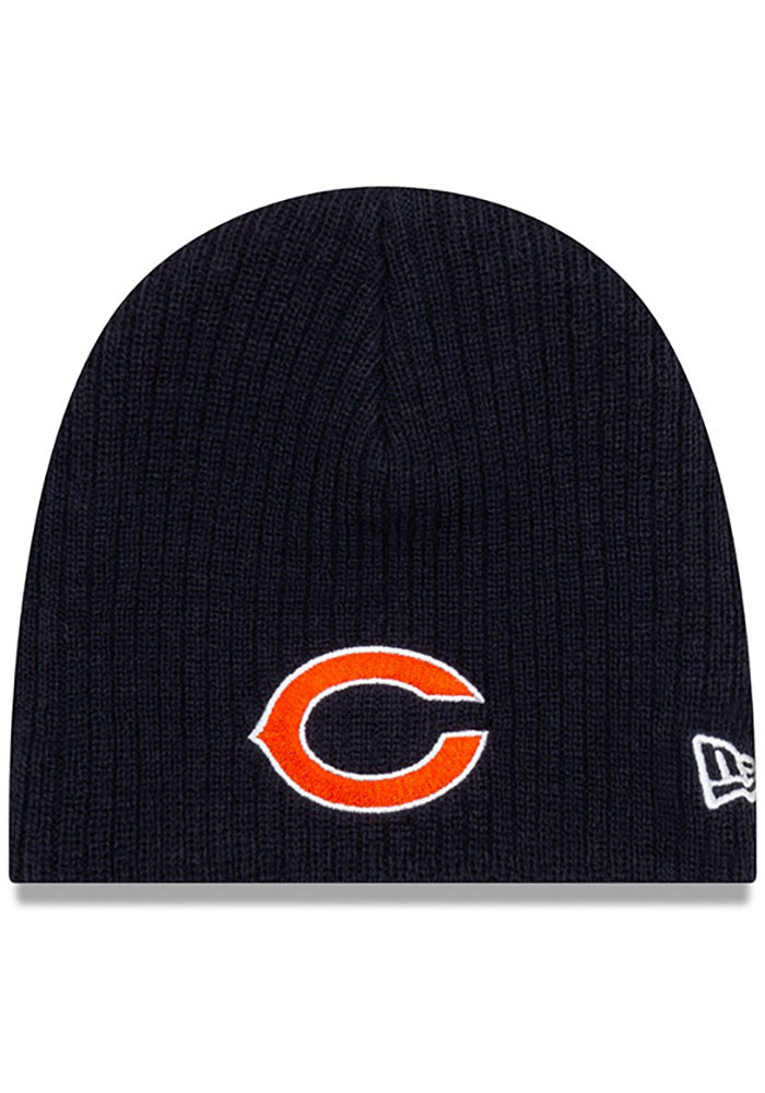 New Era Chicago Bears Baby My 1st Adjustable Hat - Navy Blue