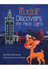 Kansas City Rudolf Discovers the Plaza Lights Childrens Book Childrens Book