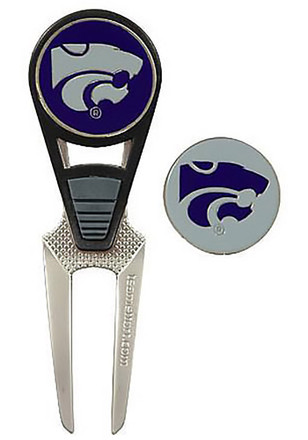 K-State Wildcats Divot Tool and Ball Marker Divot Tool