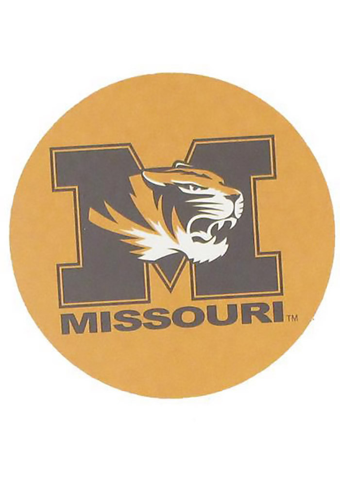 Missouri Tigers 12pk Yellow Round 4