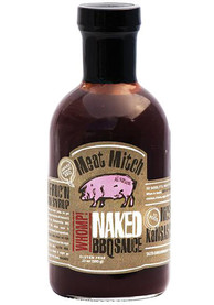 21oz WHOMP! Naked BBQ Sauce
