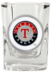 Texas Rangers 2oz Square Shot Glass