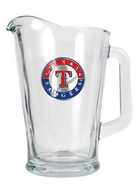 Texas Rangers 64oz Glass Pitcher