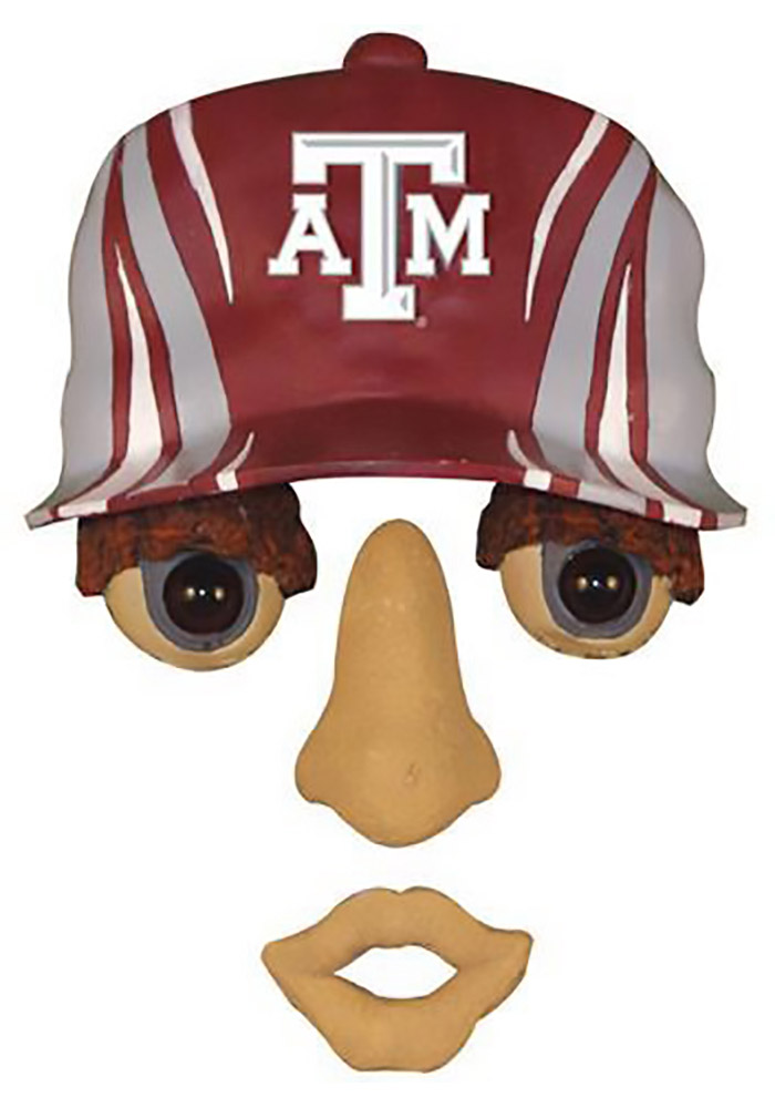 Texas A&M Aggies Maroon Forest Face - Image 1