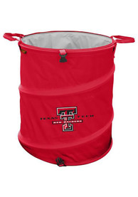Texas Tech Red Raiders Trash Can Cooler