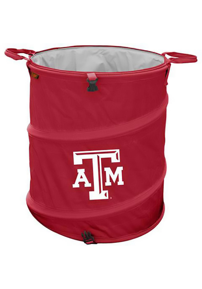 Texas A&M Aggies Trash Can Cooler - Image 1