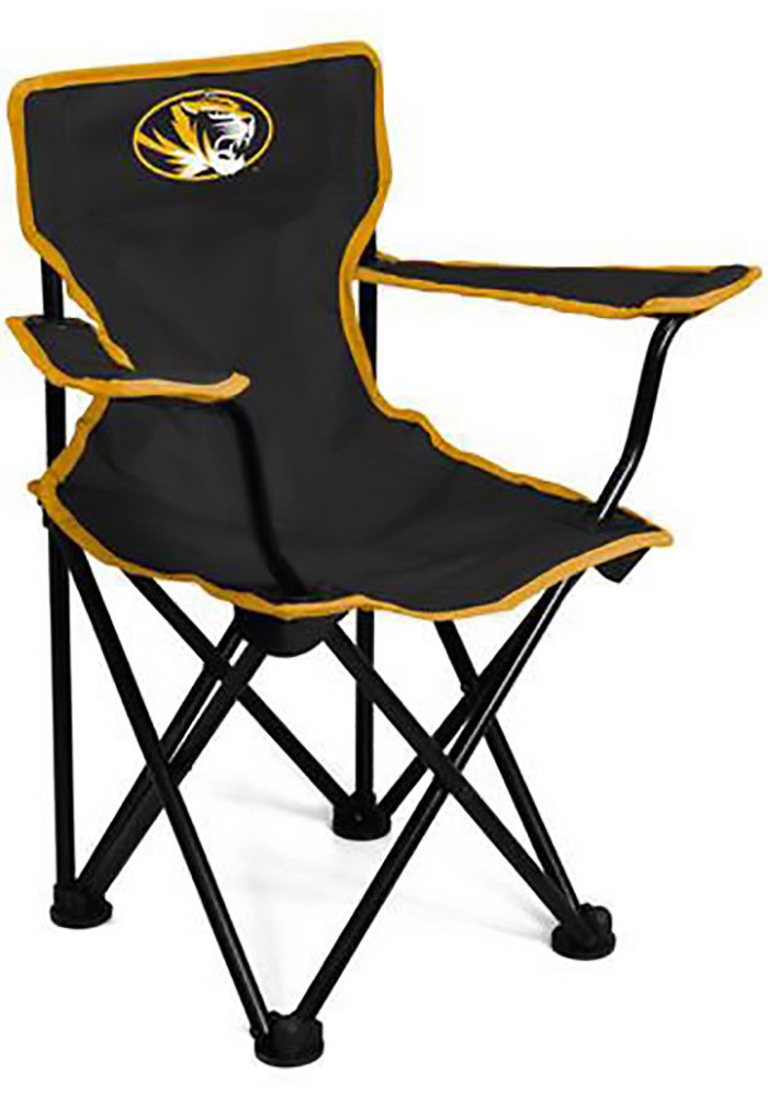 Missouri Tigers Black Toddler Chair - Image 1
