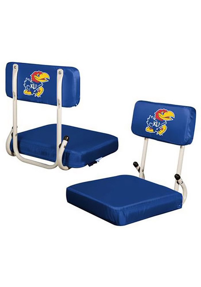 Kansas Jayhawks Hardback Stadium Cushion - Image 1