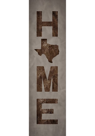 Texas 6x20 inch Home Sign