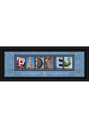 Shop San Diego Padres Home Decor & Office
