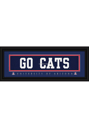 Arizona Wildcats 8x20 Framed Posters