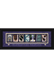 Washington Huskies 8x20 Framed Posters
