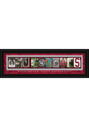 Shop Washington State Cougars Home Decor & Office