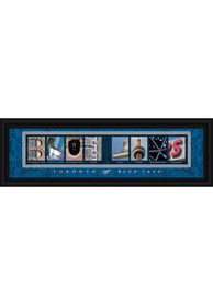 Toronto Blue Jays 8x24 Framed Posters