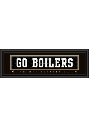Purdue Boilermakers 8x24 Framed Posters