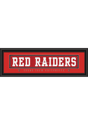 Texas Tech Red Raiders 8x24 Framed Posters