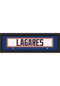 New York Mets 8x24 Framed Posters