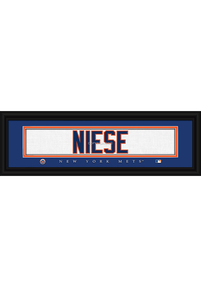 New York Mets 8x24 Framed Posters - Image 1