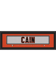 San Francisco Giants 8x24 Framed Posters