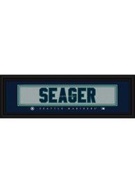 Seattle Mariners 8x24 Framed Posters