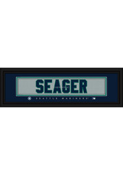 Kyle Seager Seattle Mariners 8x24 Framed Posters