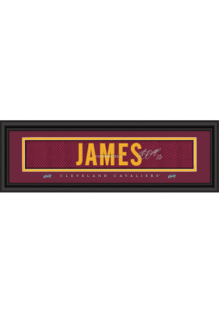 Cleveland Cavaliers 8x24 Framed Posters