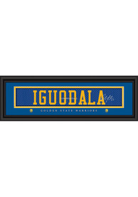 Andre Iguodala Golden State Warriors 8x24 Signature Framed Posters