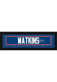 Sammy Watkins Buffalo Bills 8x24 Signature Framed Posters
