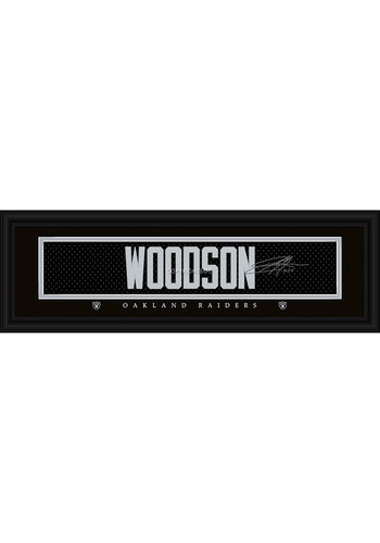 finest selection c0f87 26c4e Shop Oakland Raiders Charles Woodson