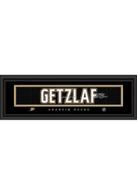 Ryan Getzlaf Anaheim Ducks 8x24 Signature Framed Posters