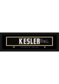 Ryan Kesler Anaheim Ducks 8x24 Signature Framed Posters