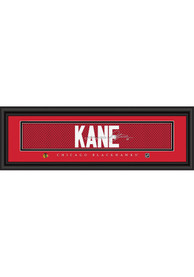 Patrick Kane Chicago Blackhawks 8x24 Signature Framed Posters